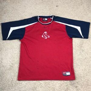Nike Boston Red Sox Dri-Fit Shirt Men's Large